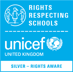 Unicef, Rights Respecting Schools - Silver, Rights Aware