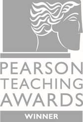 Pearson Teaching Awards Winner