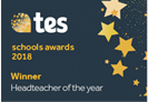 tes Headteacher of the Year 2018