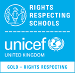 Unicef, Rights Respecting Schools - Gold, Rights Respecting